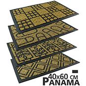 Felpudo Orework monaco/panama 40x60 cm rectangualr