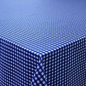 Mantel confeccionado Aitana Patinir azul 140X140 cm
