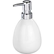 Dosificador jabón Wenko polaris blanco