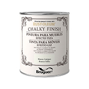Pintura RO Chalky Finish Pint muebles Turquesa 750 ml