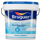 Pintura  Bruguer Glaciar mate 15 L
