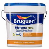 Pintura  Bruguer Diploma blanco 4 L