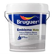 Pintura  Bruguer Emblema mate blanco 15 L