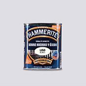 Esmalte Hammerite Liso  brillante rojo  750