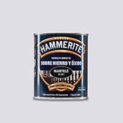 Esmalte Hammerite Martele negro 2,5 L