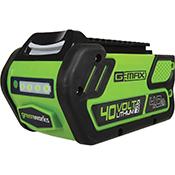 Bateria li-ion Greenworks G40B2 40 V