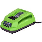 Cargador universal bateria Greenworks G40UC 40 V