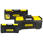 Caja herramientas STANLEY Autocierre 39,4x22x16,2 cm