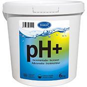 Incrementador pH+ piscina granulado 6 kg