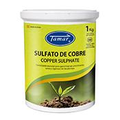 Sulfato de cobre 1 kg