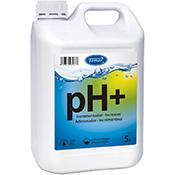 Incrementador pH+ piscina líquido 5 L