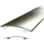 Pletina Dicar adhesiva media caña 35 mm x 83 cm roble