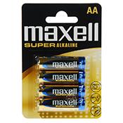 MAXELL PILA SUPER ALCAL LR 03 Blister 4p