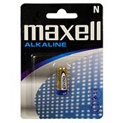 MAXELL PILA ALCALINA LR 01 Blister 1p