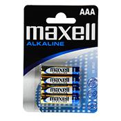 MAXELL PILA ALCALINA LR 03 Blister 4p
