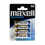 MAXELL PILA ALCALINA LR 06 Blister 4p