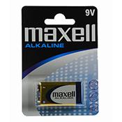 MAXELL PILA ALCALINA LR 09 Blister 1p