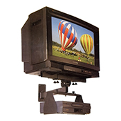 Soporte Tv + video negro 60 kg