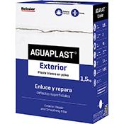 Emplaste Aguaplast exterior polvo 1,5 kg