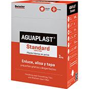Masilla Aguaplast standard en polvo 1 kg
