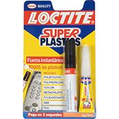 Loctite Super Glue-3 plastic dificiles