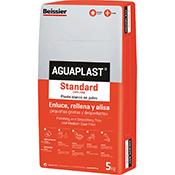 Masilla Aguaplast standard en polvo 5 kg.