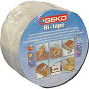 Banda adhesiva de Betun con placa aluminio 10 m 100 mm