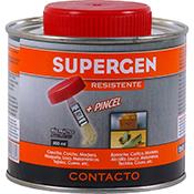 Cola contacto Tesa Supergen bote con pincel 500 ml
