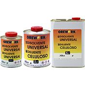 Disolvente Orework uso general 5 L