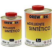 Disolvente Orework sintético Portugal 1 L