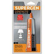 Adhesivo contacto Tesa Supergen incoloro tubo blíster 40 ml