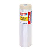 Plástico protector adhesivo Tesa 1,4x25 m