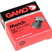 Balines Diábolo Gamo 5,5 250 ud caja cartón