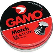 Balines Diábolo Gamo 5,5 250 ud caja metal