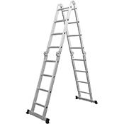 Escalera multi aluminio Orework 4x4 CE