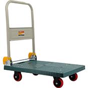 Carretillo almacen OREWORK n3 plataforma plegable 150 kg