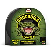 Cinta adhesiva negra Pattex Crocodrile 30 m