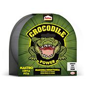 Cinta adhesiva gris Pattex Crocodrile 30 m