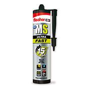 Sellador adhesivo MS  Fischer Ultra Fast 290 ml