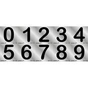 NUMERO 5 5x5 cm - Ref: RD717175