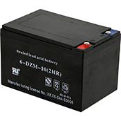 Repuesto pulverizador eléctrico OREWORK Nº 1: Batería / Pila