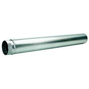 Tubo estufa Theca galvanizado de 150 mm