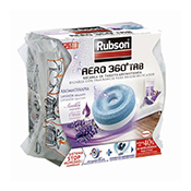 Recambio deshumificador Henkel Rubson Aero 360º