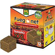 Pastilla encendido ecológica de Fuego Net XXL