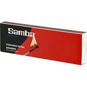 Cerillas Samba de madera de 20 cm