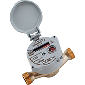 Contador de agua verificado S110 13/15
