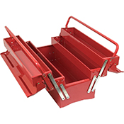 Caja herramientas OREWORK metal 5 b 50x20x23 cm