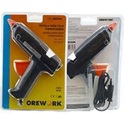 Pistola cola termofusible OREWORK 60 W CE GS