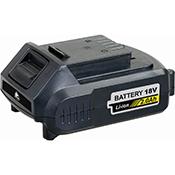 Repuesto bateria STAYER PRO 18 V 2.0 AH