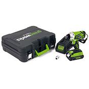Llave impacto box Greenworks